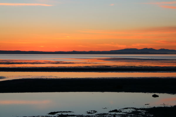 White Rock Beach, BC. 2011.