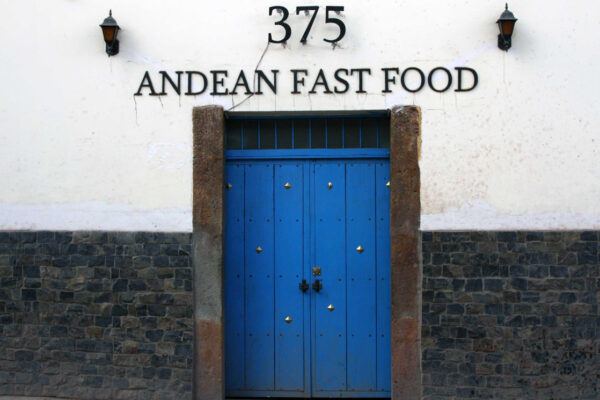 andean fast food
