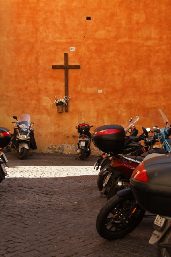 shadows in rome