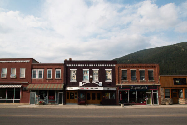 crowsnest pass iii