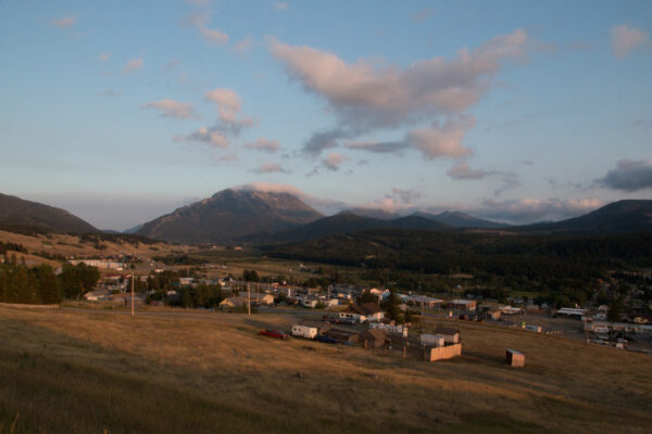 crowsnest pass v